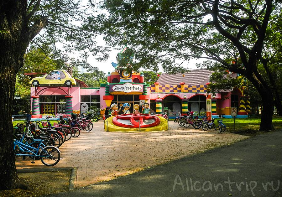 тайланд отдых с детьми