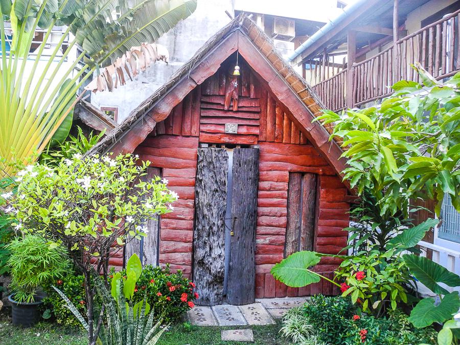 Сказочный домик на острове Самет