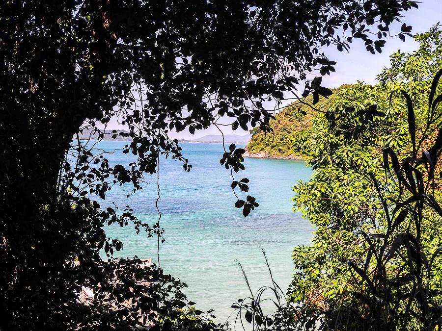 Виды острова Самет