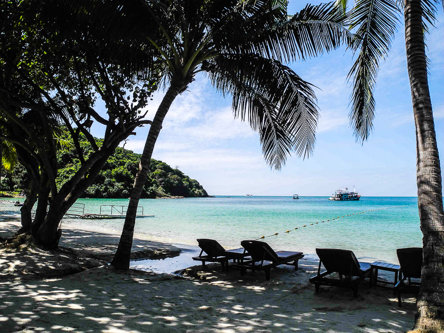 Пляж Самета Ao Phrao