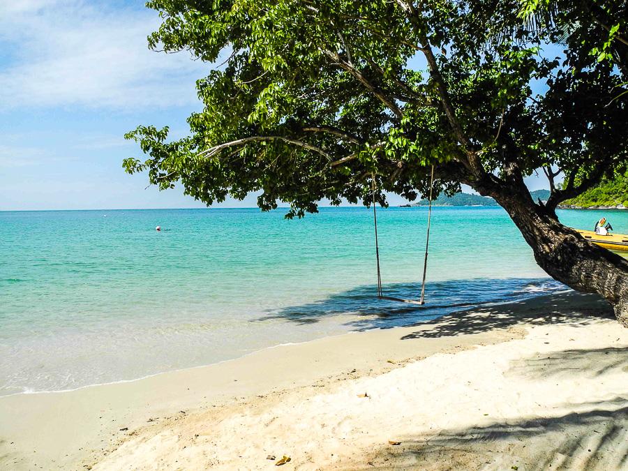 Райский пляж острова Самет