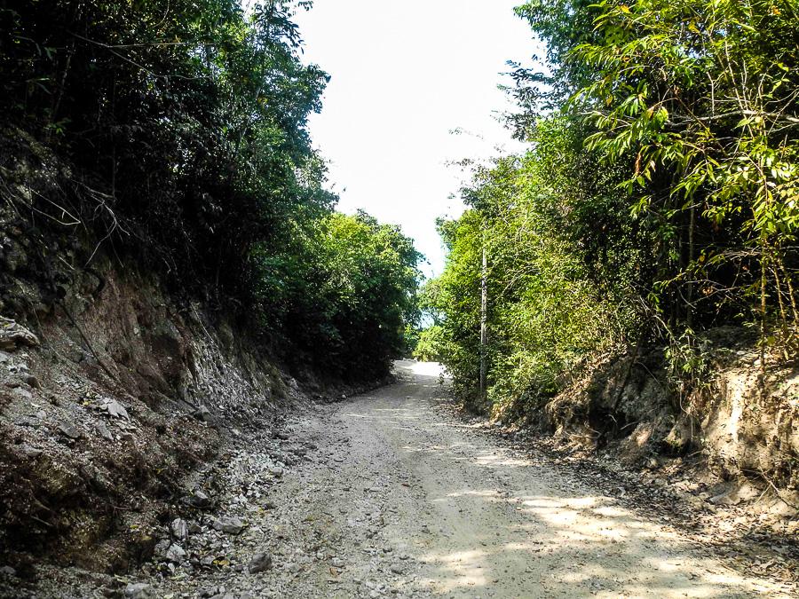 Дороги острова Самет