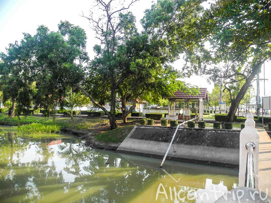 Река в Районге