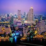 Мои первые впечатления от Бангкока