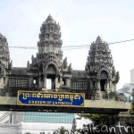 Из Таиланда в Камбоджу! Мое путешествие с Ко Чанга в Сием Рип