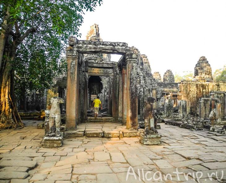 Храмовый комплекс Bayon