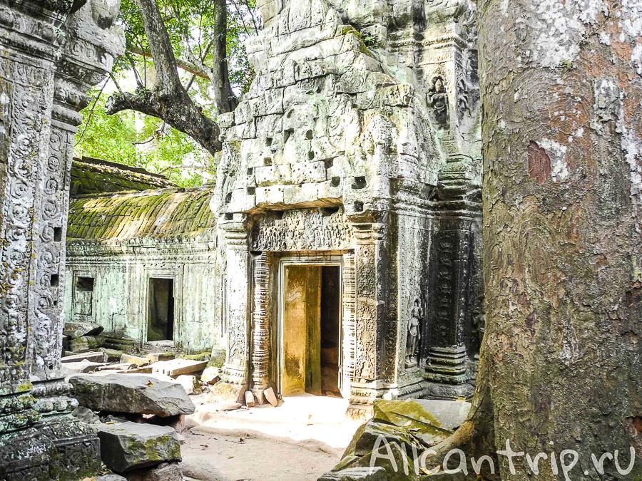 Храм Ta Prohm