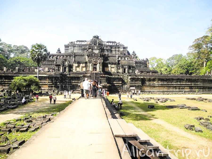Храм Бапхуон в Сием Рипе