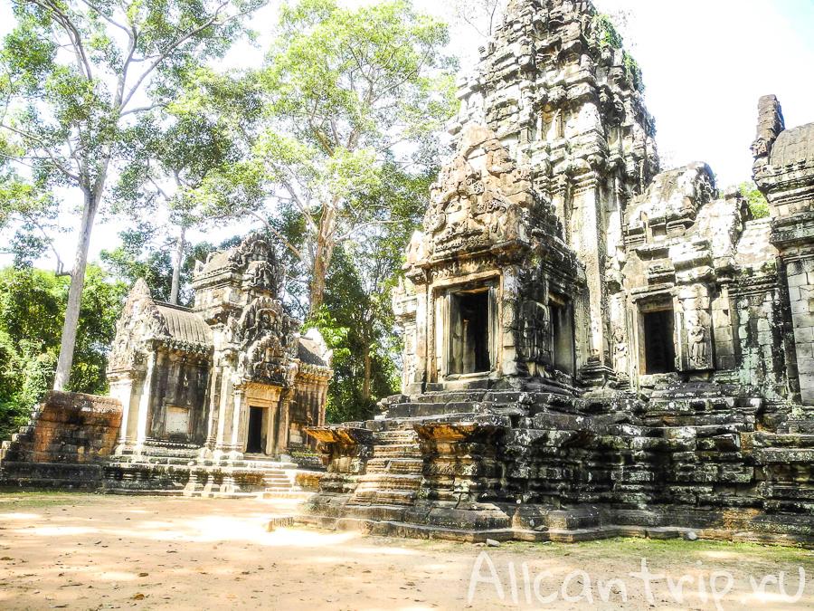 Phimeanakas Temple в Сием Рипе