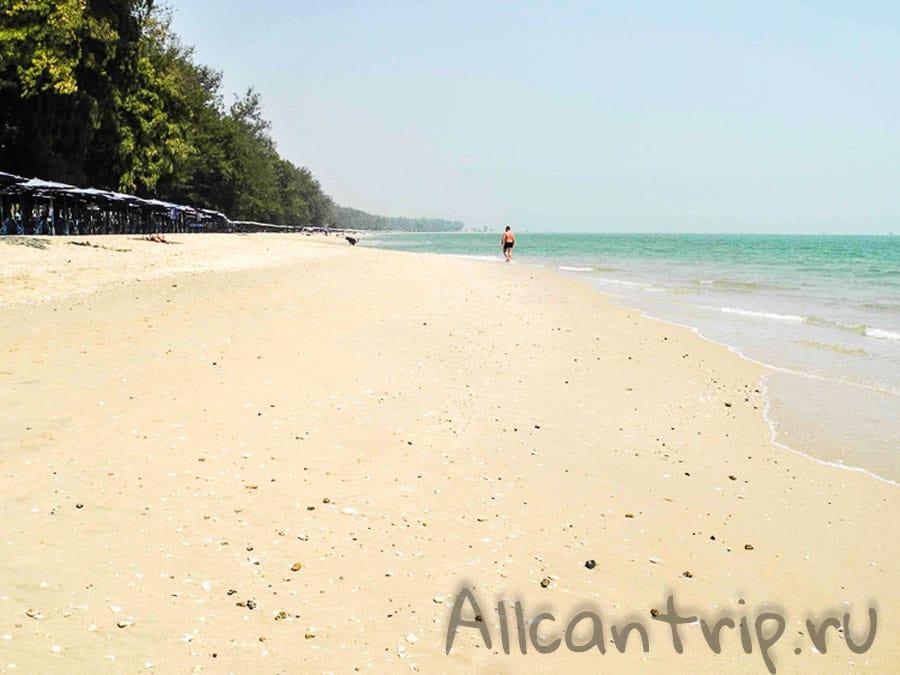Пляж в Ча-Аме