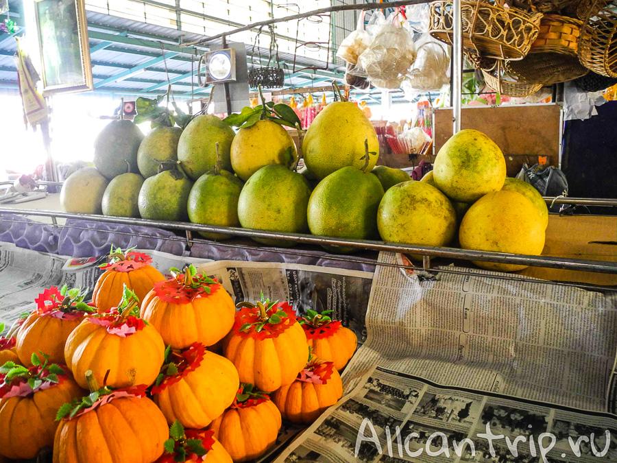 Рынок в Ча аме