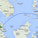 Как добраться из Куала-Лумпур на Филиппины (Часть 1)