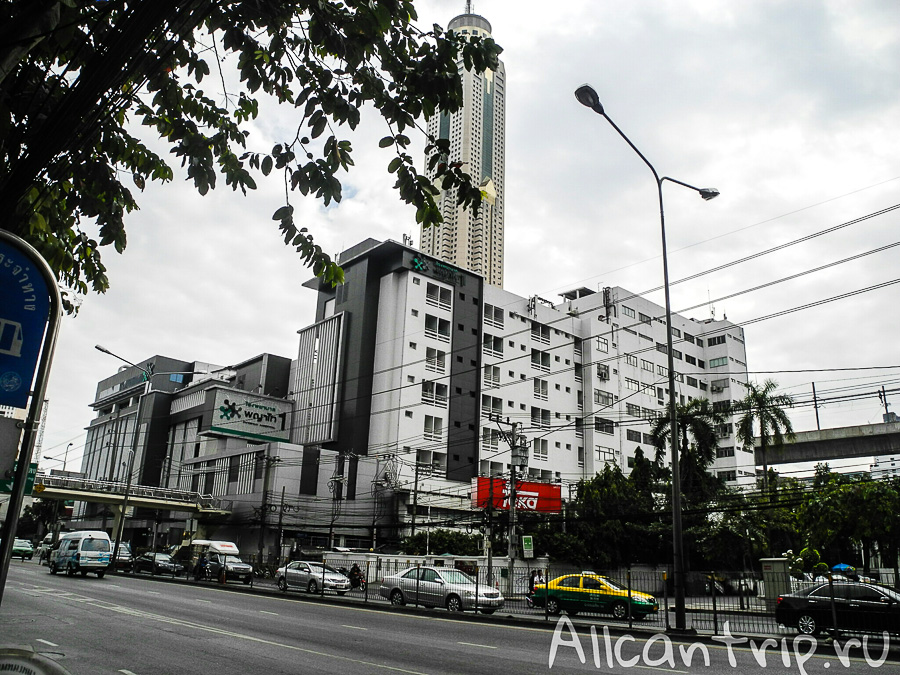 Страховой случай в Бангкоке