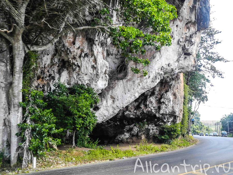 Дорога от Краби до Ао Нанга