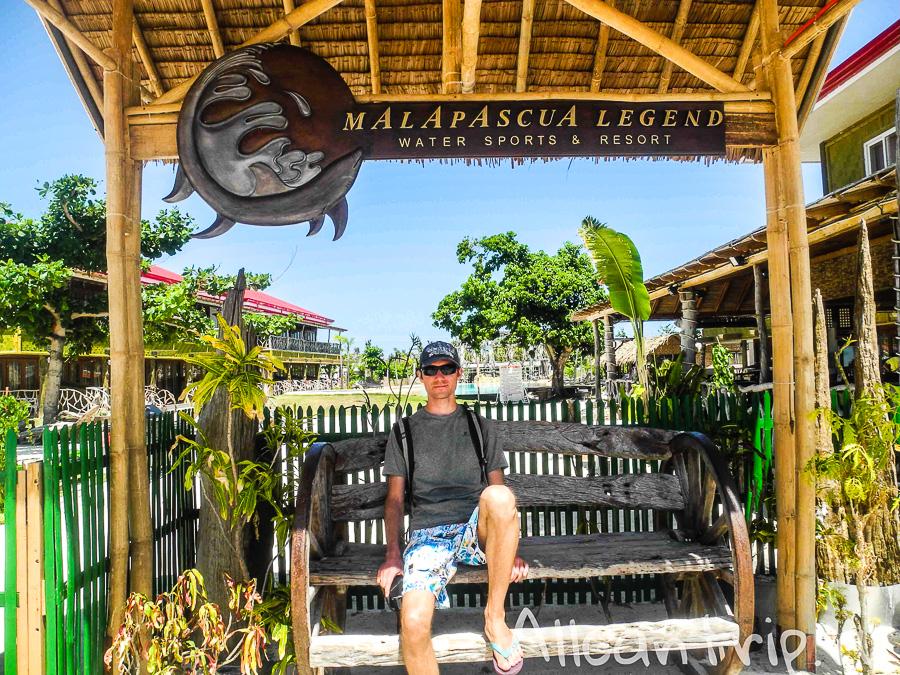 На острове Малапаскуа