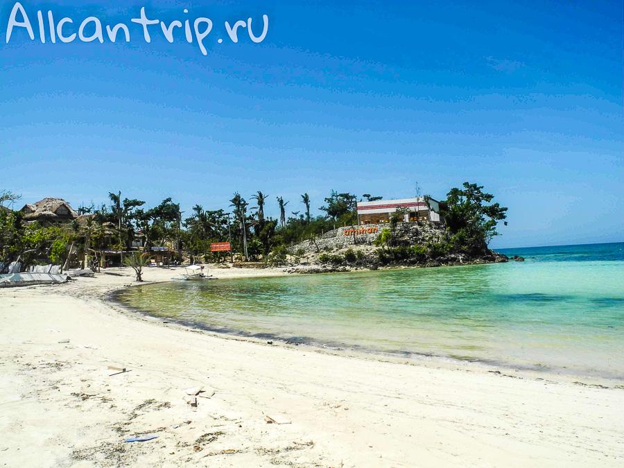 Пляж острова Малапаскуа