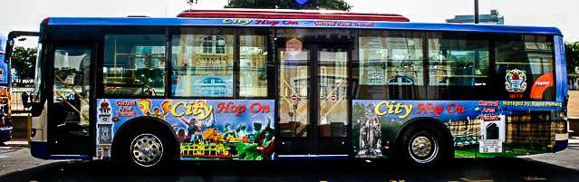 Бесплатный автобус в Пенанге