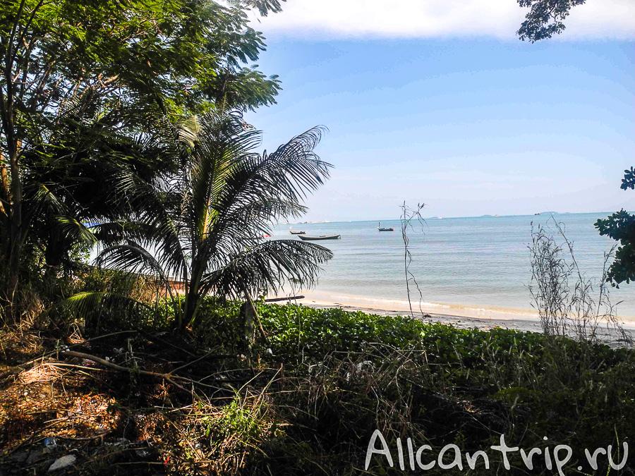 Пляж в Бан Пхе