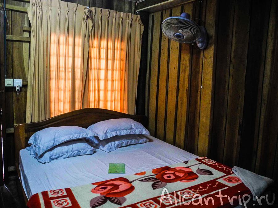 Бюджетный отель G.B.T. Guesthouse в Сиануквиле