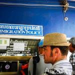 Из Камбоджи в Таиланд через Кох Конг (из Сиануквиля)