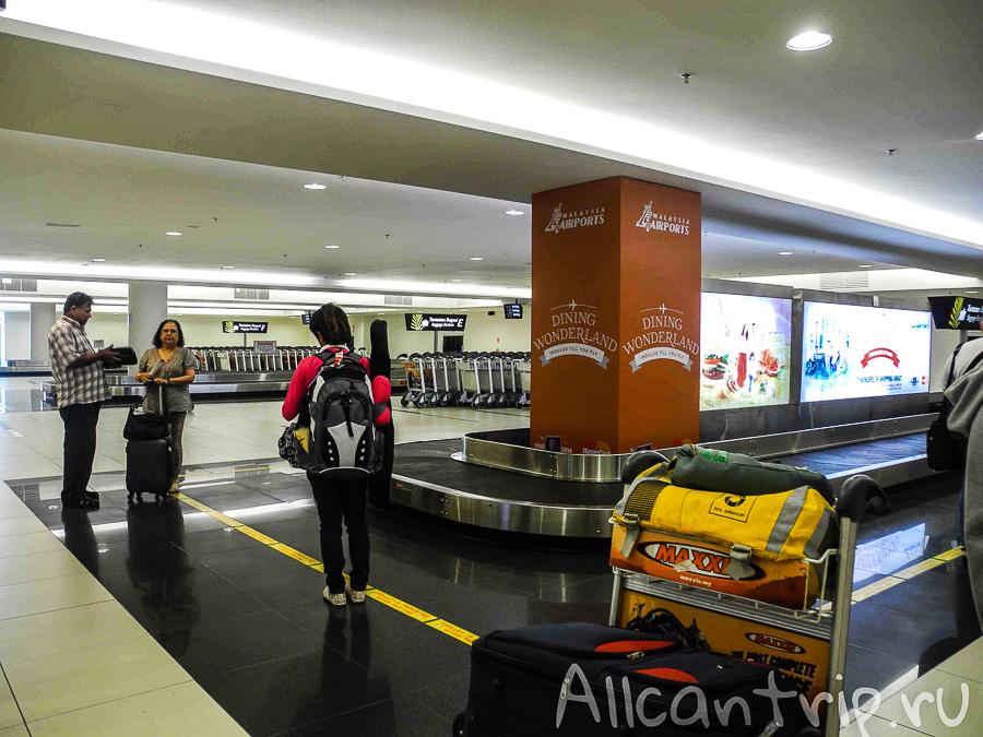 Аэропорт Пенанга Малайзия