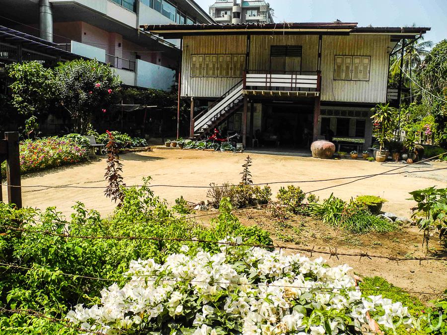 Отель в Ча-Аме