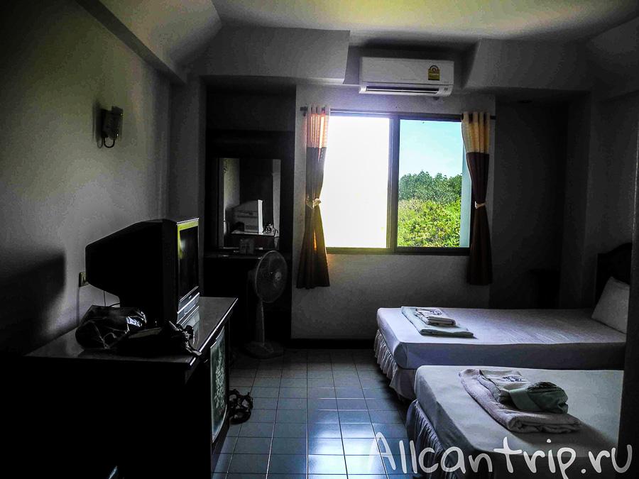 Отель в Краби