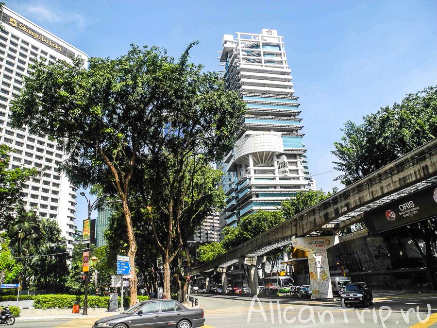 Зеленый центр Куала-Лумпур