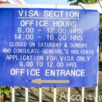 Оформление тайской визы в Малайзии (о. Пенанг)