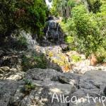 Водопад Waterfall 2 (Намуанг 2) и слоны на Самуи