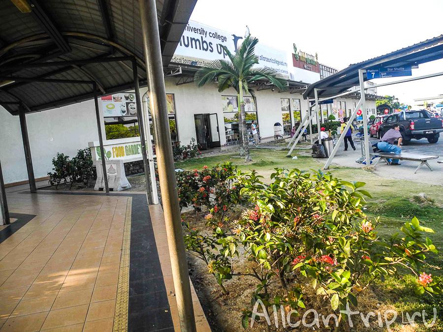 Аэропорт Куала-Лумпур LCCT