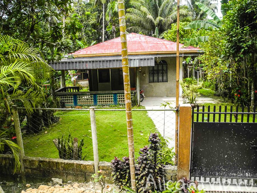 Дома на острове Бохол