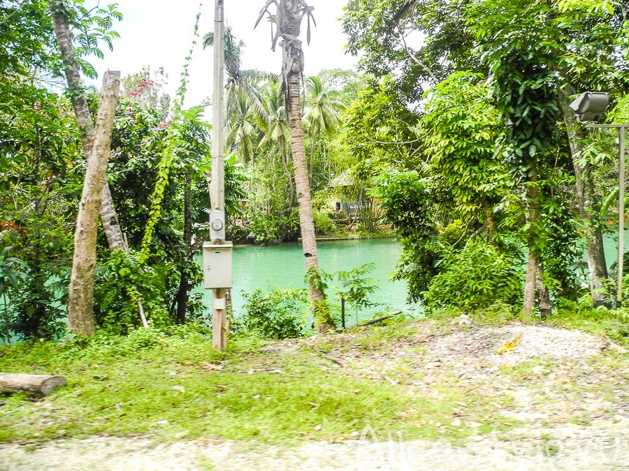 Река Лобок на острове Бохол