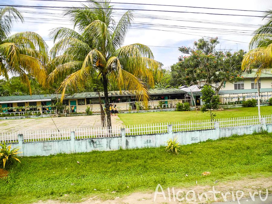 Школы на острове Бохол