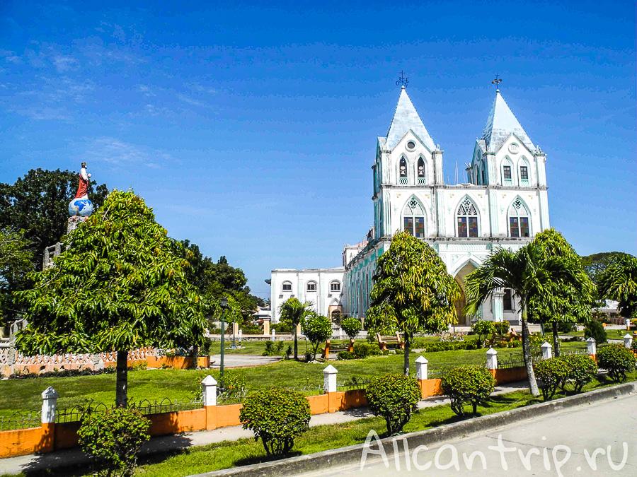 Католическая церковь на острове Бохол