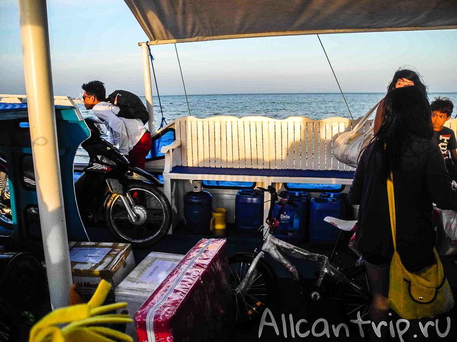 Лодка до Малапаскуа