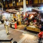 Центральный рынок (Central market) в Куала-Лумпур