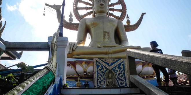 Биг Будда, статуя Биг Будды на Самуи