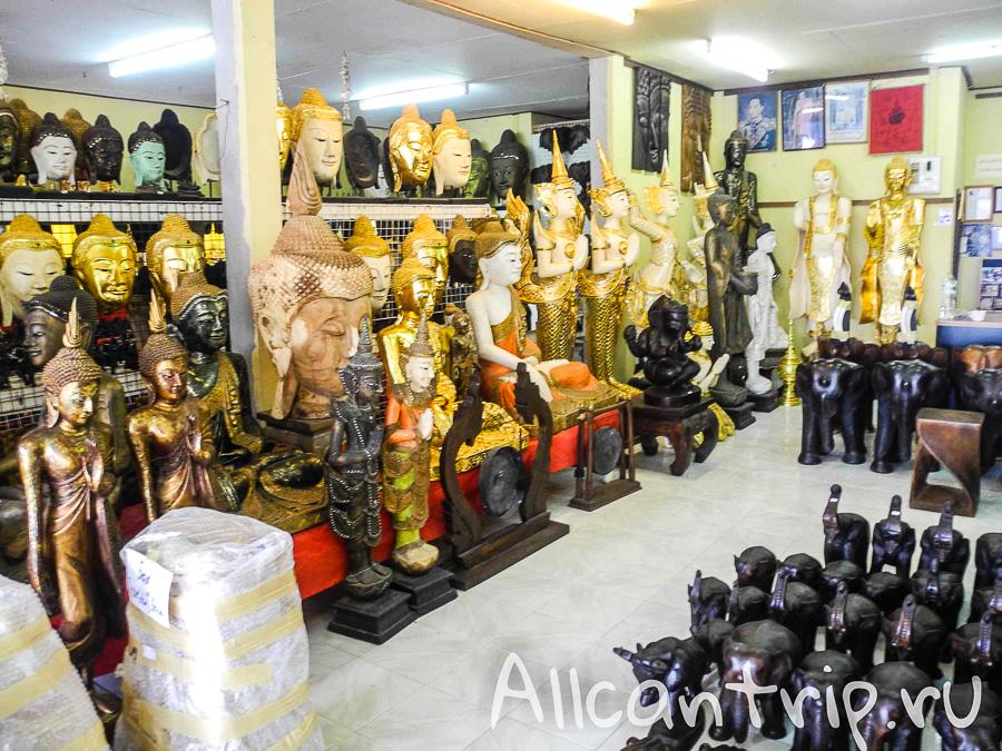 около Статуи Биг Будды на Самуи