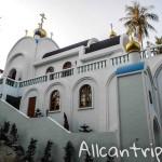 Православный храм в честь Вознесения Господня на Самуи
