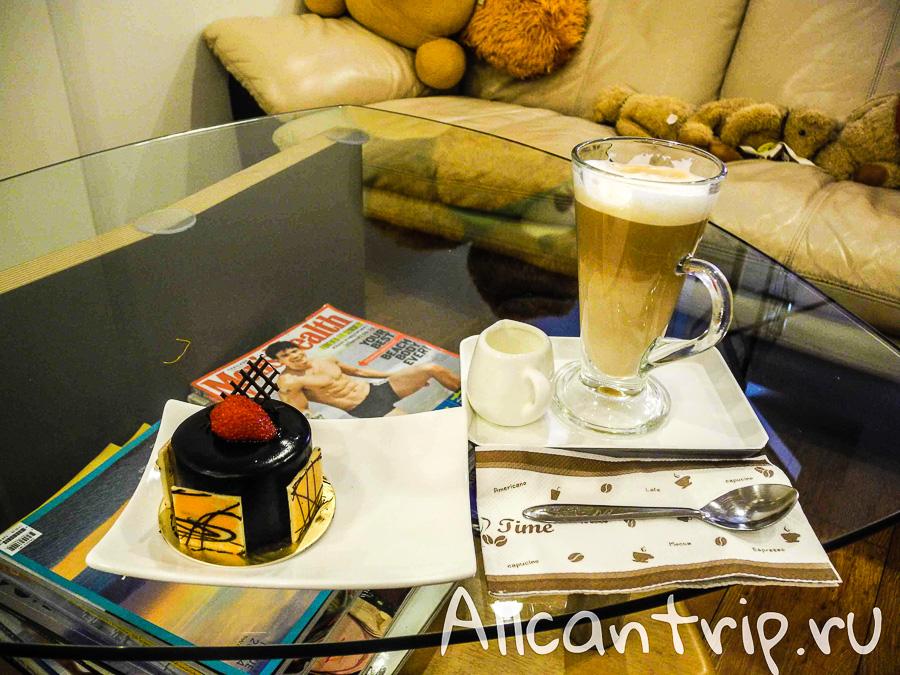 Кафе на Самсен Роад (Samsen road)