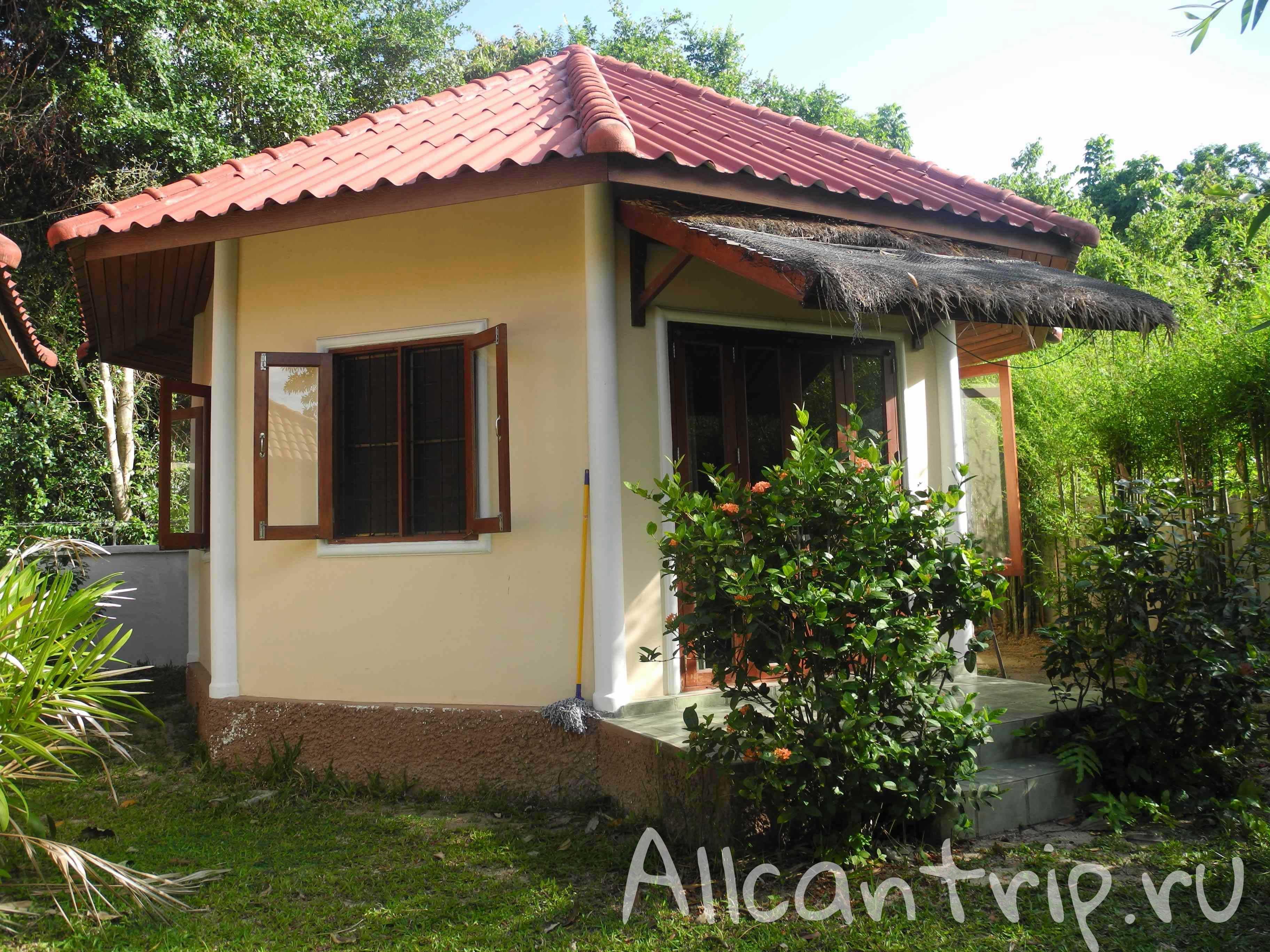 Бюджетный дом на Самуи Чавенг