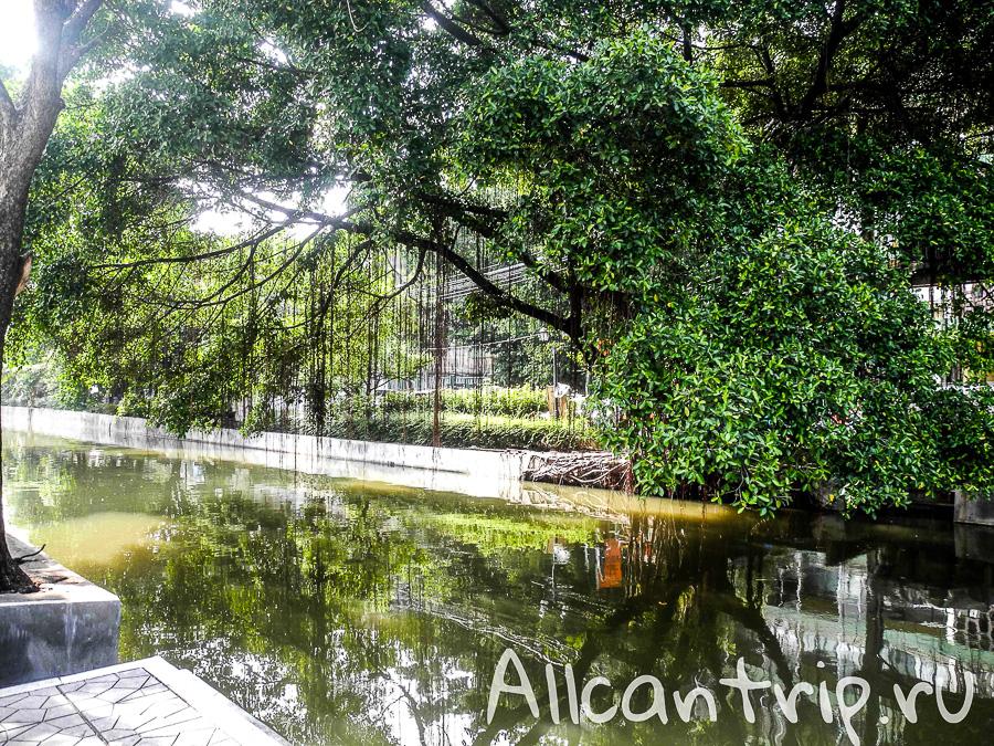 Водные Каналы Бангкока