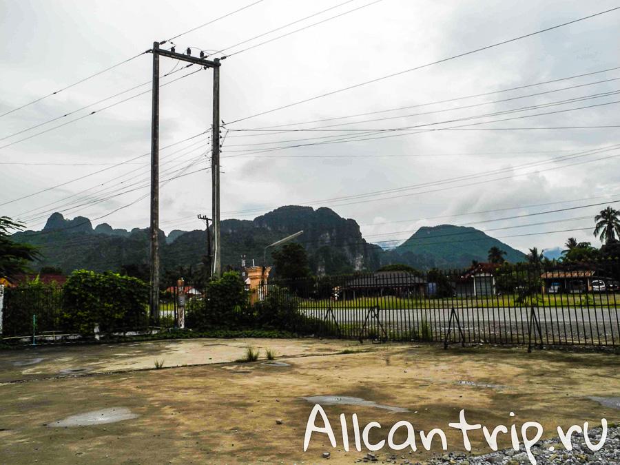 Интересное в Ванг Вьенге