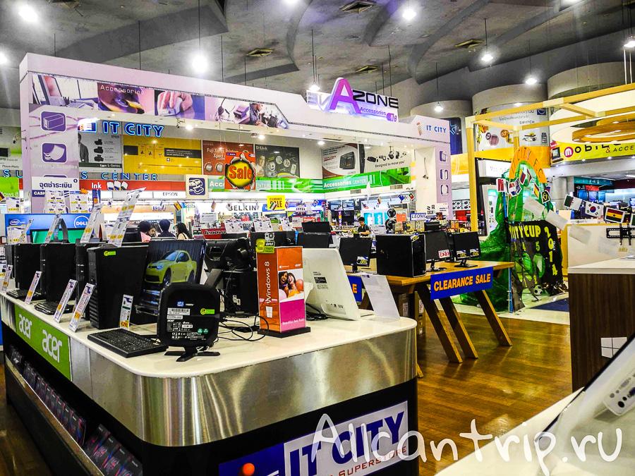 IT City гипермаркет техники в Бангкоке