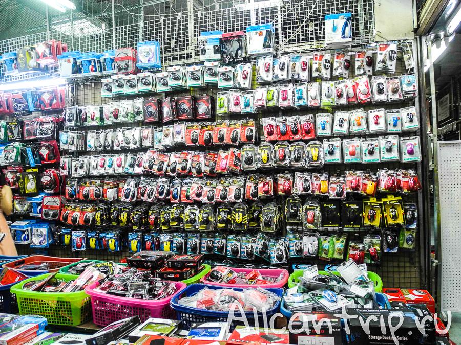 Pantip Plaza купить технику в Бангкоке