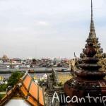 Ват Арун – храм утренней зари в Бангкоке