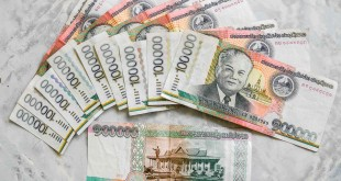 Деньги в Лаосе