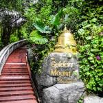 Храм Золотой горы (Ват Сакет) в Бангкоке