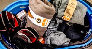 Одежда в путешествие